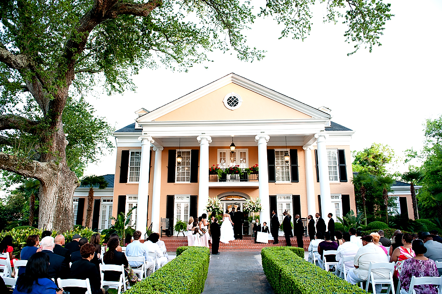 Ashley Slaughter Arthur Arnolie Married Southern Oaks